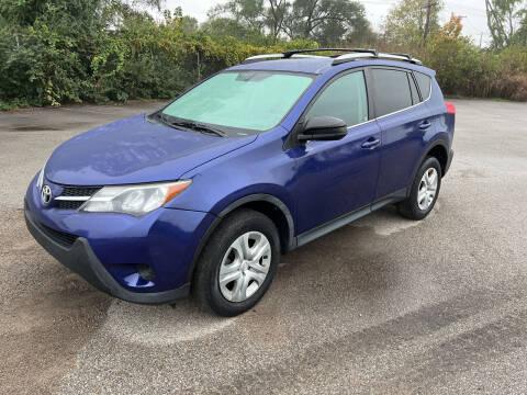 2015 Toyota RAV4 for sale at Mr. Auto in Hamilton OH