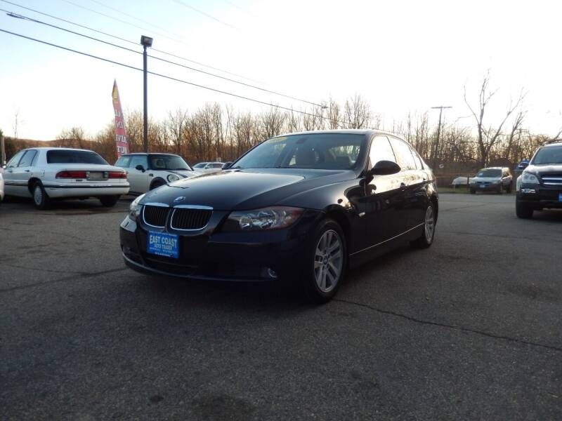 2006 BMW 3 Series for sale at East Coast Auto Trader in Wantage NJ