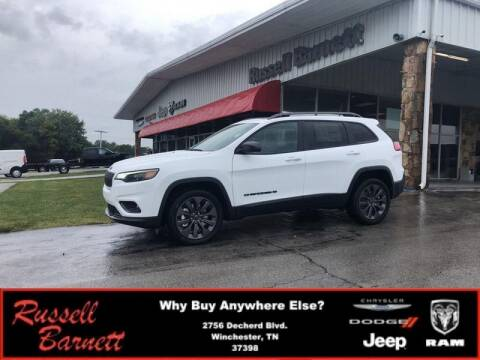 2021 Jeep Cherokee for sale at Russell Barnett Chrysler Dodge Jeep Ram in Winchester TN