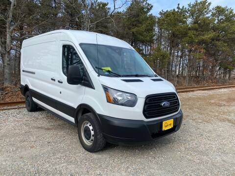2019 Ford Transit Cargo for sale at HILINE AUTO SALES in Hyannis MA