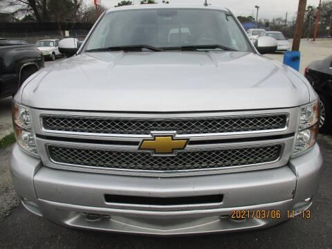 2013 Chevrolet Silverado 1500 for sale at Atlantic Motors in Chamblee GA
