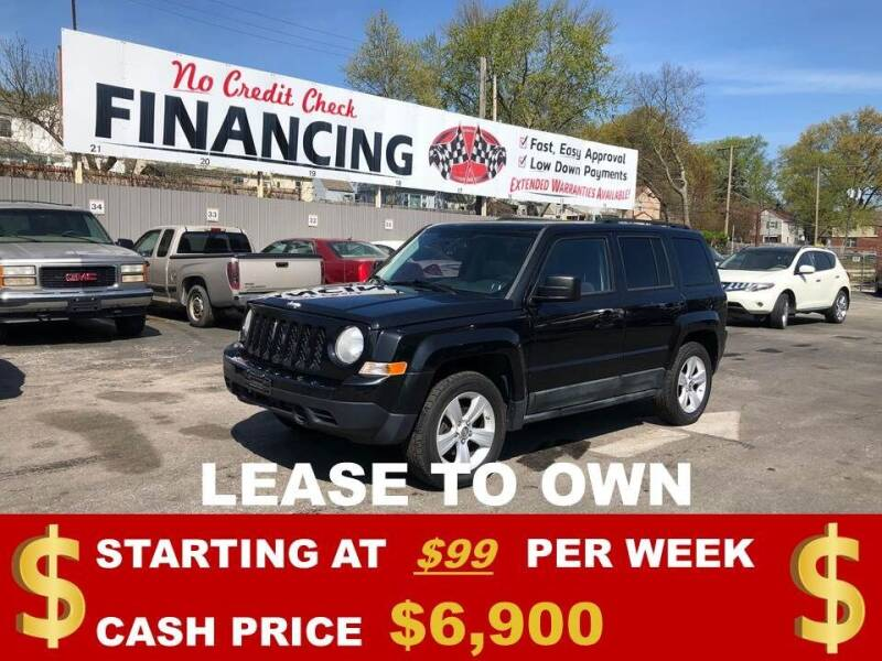 2011 Jeep Patriot for sale at Auto Mart USA in Kansas City MO