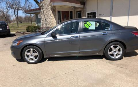 2008 Honda Accord for sale at Midway Car Sales in Austin MN