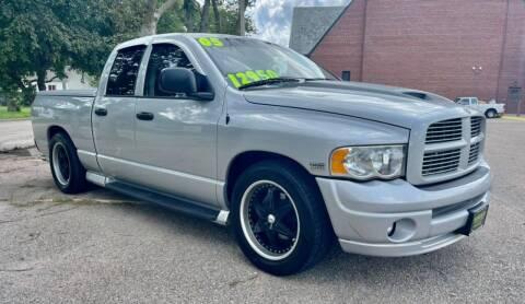 2005 Dodge Ram Pickup 1500 for sale at Island Auto Express in Grand Island NE