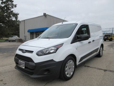 2017 Ford Transit Connect Cargo for sale at Quality Investments in Tyler TX
