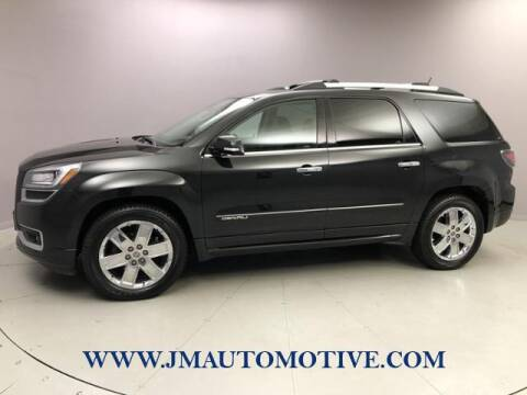 2015 GMC Acadia for sale at J & M Automotive in Naugatuck CT