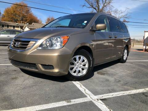 2008 Honda Odyssey for sale at Atlas Auto Sales in Smyrna GA
