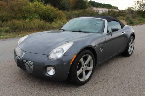 2008 Pontiac Solstice for sale at Imotobank in Walpole MA