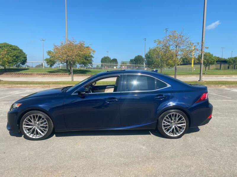 2014 Lexus IS 250 for sale at ULTRA AUTO SALES in Whitehouse TX