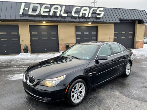 2010 BMW 5 Series for sale at I-Deal Cars in Harrisburg PA