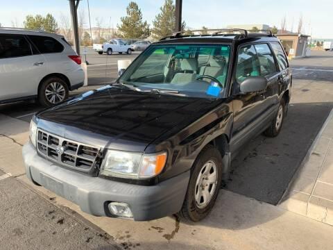 1999 Subaru Forester for sale at Auto Bike Sales in Reno NV