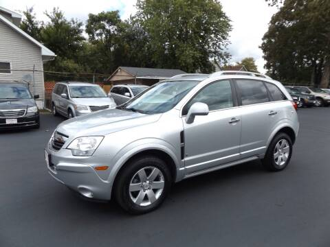 2009 Saturn Vue for sale at Goodman Auto Sales in Lima OH