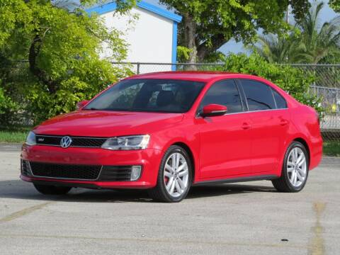 2013 Volkswagen Jetta for sale at DK Auto Sales in Hollywood FL
