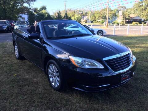 2013 Chrysler 200 Convertible for sale at Manny's Auto Sales in Winslow NJ