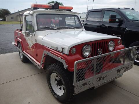 1967 Jeep COMMANDO for sale at Custom Rods and Muscle in Celina OH