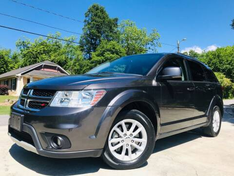 2017 Dodge Journey for sale at Cobb Luxury Cars in Marietta GA