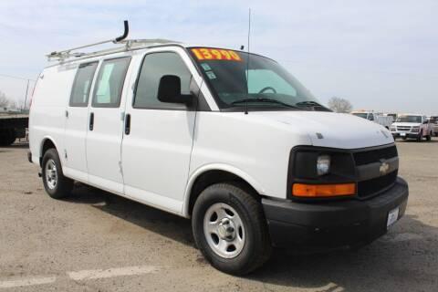 2005 Chevrolet Express Cargo for sale at Kingsburg Truck Center - Vans in Kingsburg CA