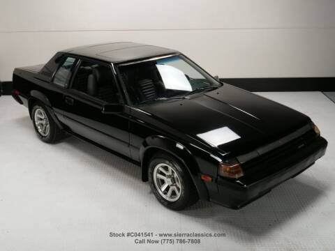 1984 Toyota Celica for sale at Sierra Classics & Imports in Reno NV