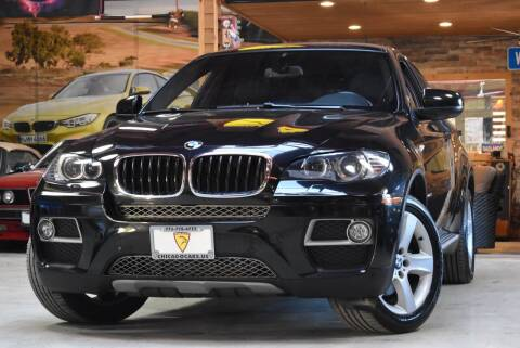 2014 BMW X6 for sale at Chicago Cars US in Summit IL