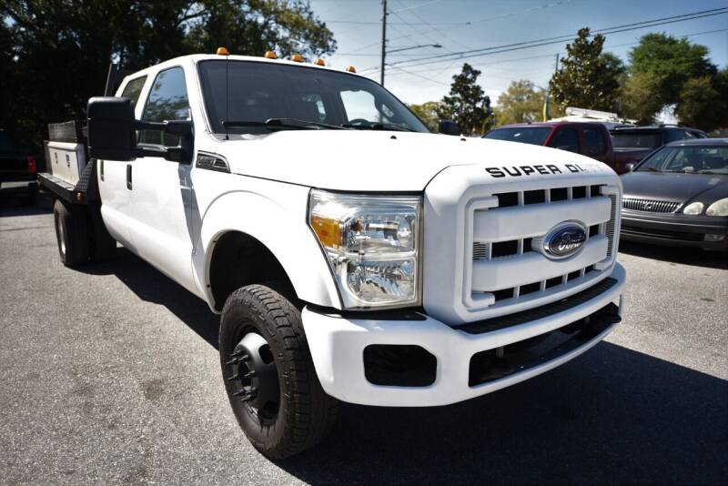 2016 Ford F-350 Super Duty for sale at Grant Car Concepts in Orlando FL