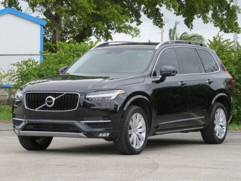 2016 Volvo XC90 for sale at DK Auto Sales in Hollywood FL
