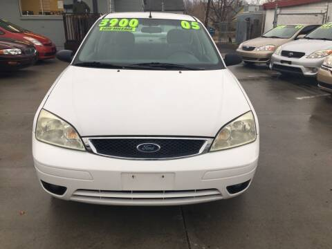 2005 Ford Focus for sale at Best Buy Auto in Boise ID