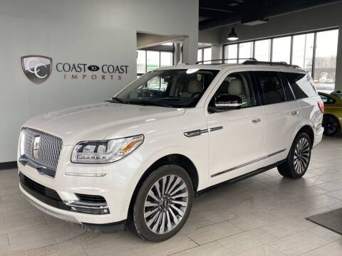 2019 Lincoln Navigator for sale at Coast to Coast Imports in Fishers IN