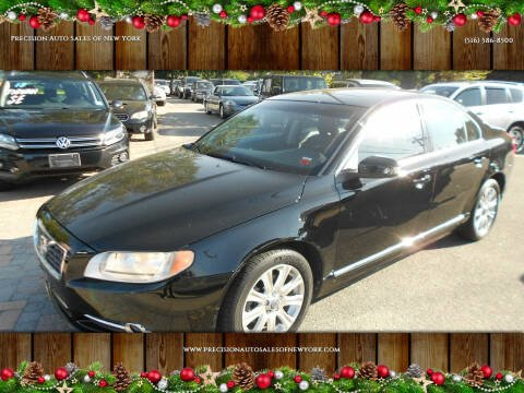 2010 Volvo S80 for sale at Precision Auto Sales of New York in Farmingdale NY