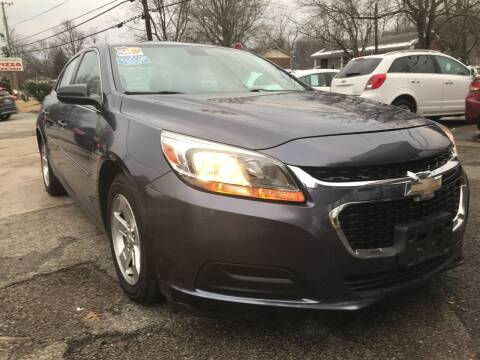 2014 Chevrolet Malibu for sale at King Louis Auto Sales in Louisville KY