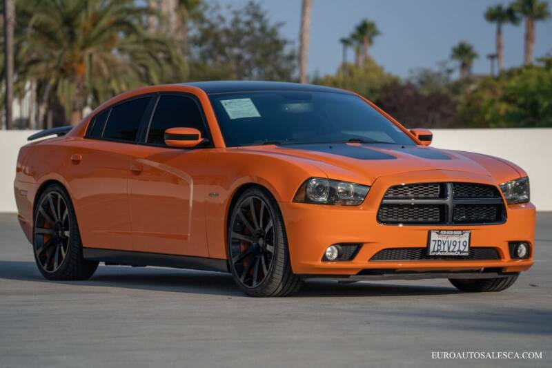 2014 Dodge Charger for sale at Euro Auto Sales in Santa Clara CA