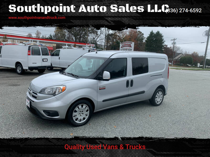 2017 RAM ProMaster City Wagon for sale at Southpoint Auto Sales LLC in Greensboro NC