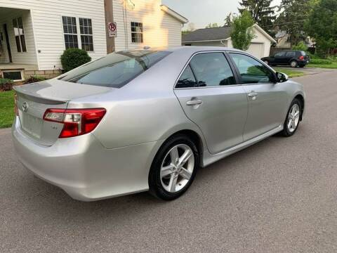 2012 Toyota Camry for sale at Via Roma Auto Sales in Columbus OH