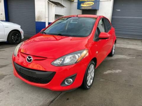 2013 Mazda MAZDA2 for sale at US Auto Network in Staten Island NY