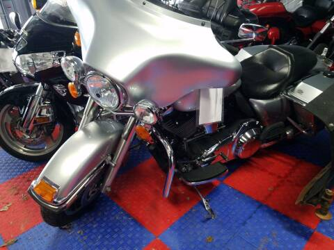 2013 Harley-Davidson Electra Glide Police for sale at Cruisin' Auto Sales in Madison IN