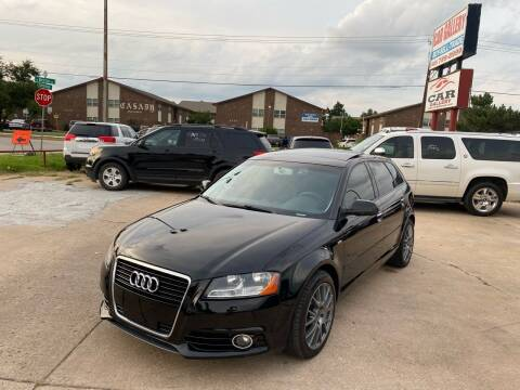 2012 Audi A3 for sale at Car Gallery in Oklahoma City OK