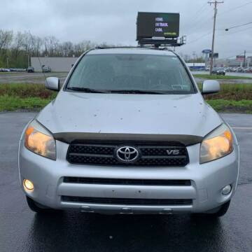 2007 Toyota RAV4 for sale at GLOBAL MOTOR GROUP in Newark NJ