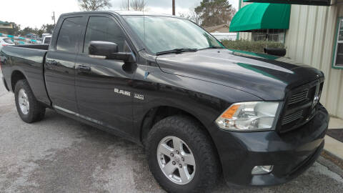 2010 Dodge Ram Pickup 1500 for sale at Haigler Motors Inc in Tyler TX
