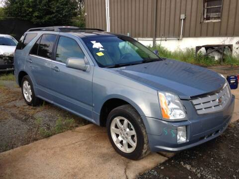 2008 Cadillac SRX for sale at ASAP Car Parts in Charlotte NC
