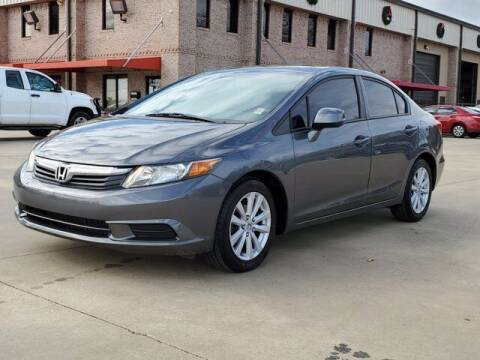 2012 Honda Civic for sale at Best Auto Sales LLC in Auburn AL
