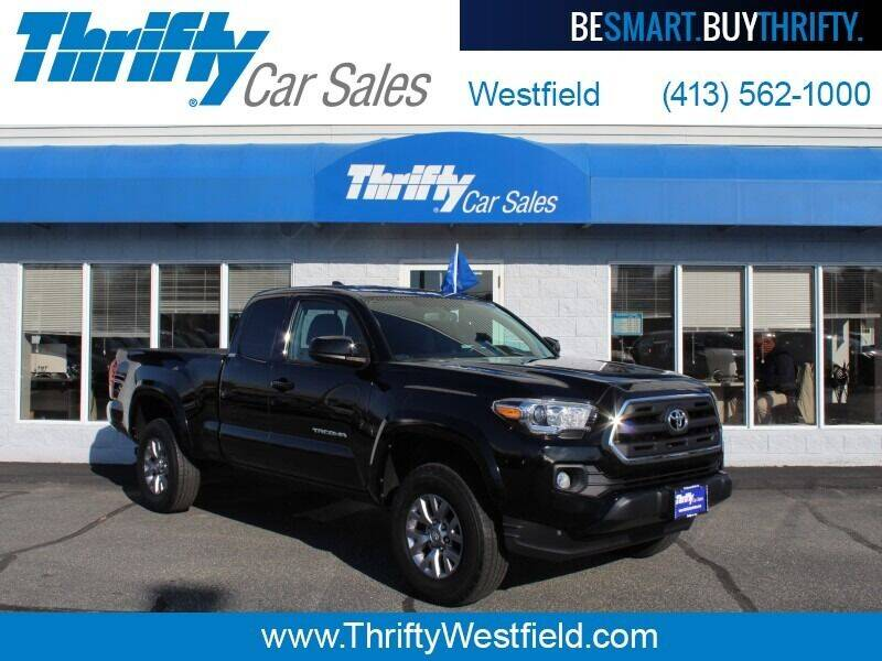 2017 Toyota Tacoma for sale at Thrifty Car Sales Westfield in Westfield MA