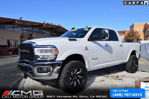 2019 RAM Ram Pickup 2500 for sale at Cali Motor Group in Gilroy CA