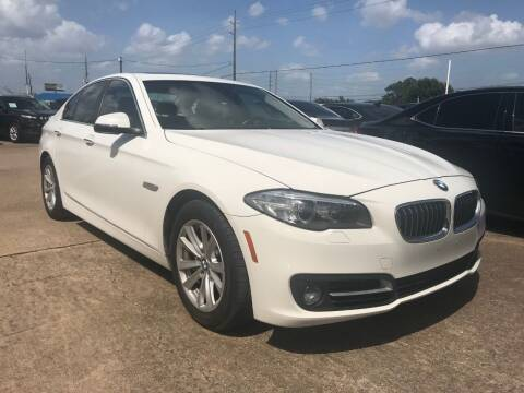 2015 BMW 5 Series for sale at Discount Auto Company in Houston TX