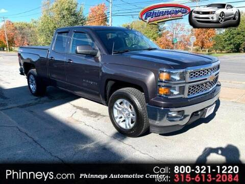2015 Chevrolet Silverado 1500 for sale at Phinney's Automotive Center in Clayton NY