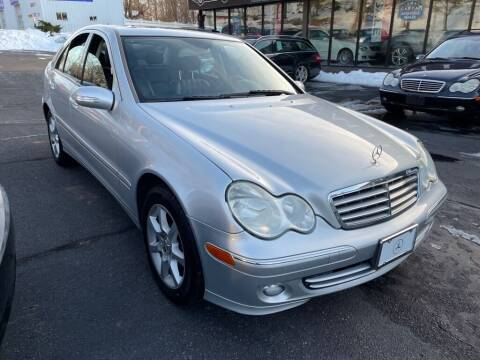 2007 Mercedes-Benz C-Class for sale at Premier Automart in Milford MA