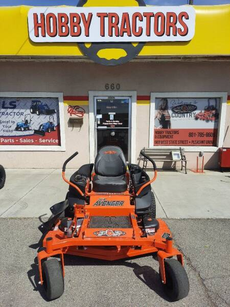 2020 Bad Boy Avenger for sale at Hobby Tractors - Lawn & Garden in Pleasant Grove UT