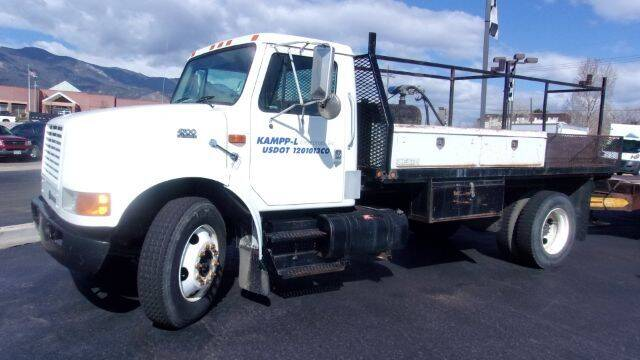 1998 International 4700 for sale at Lakeside Auto Brokers Inc. in Colorado Springs CO