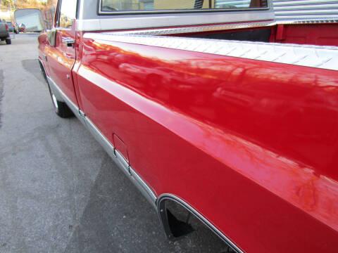1985 GMC C/K 1500 Series
