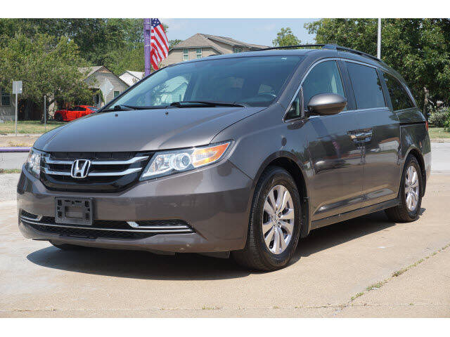 2014 Honda Odyssey for sale at Monthly Auto Sales in Fort Worth TX