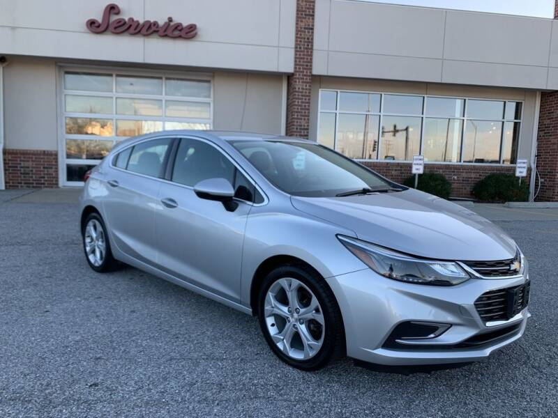 2017 Chevrolet Cruze for sale at Head Motor Company - Head Indian Motorcycle in Columbia MO