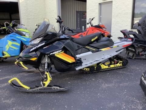 2019 Ski-Doo MXZ® Blizzard™ 600R for sale at Road Track and Trail in Big Bend WI